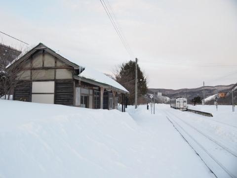 石北本線 下白滝(旅客扱い廃止)