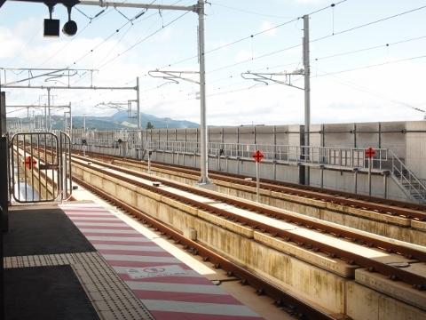 北海道新幹線 木古内