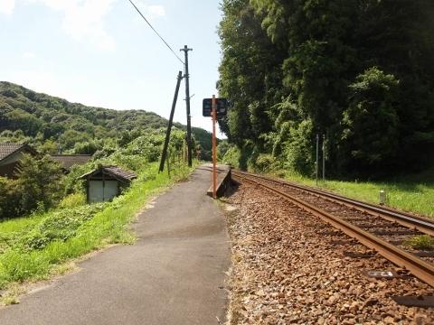 木次線 南宍道