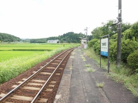 姫新線 西勝間田