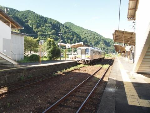 姫新線 中国勝山