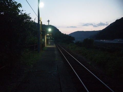 三江線 信木(廃止)