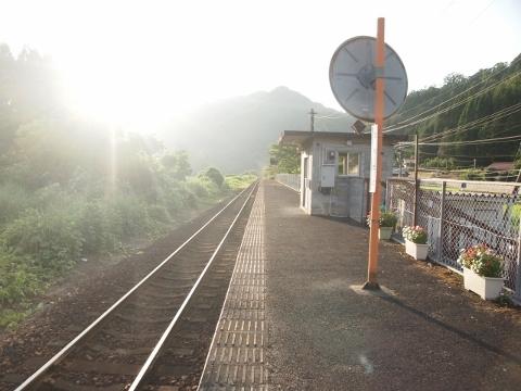 三江線 沢谷(廃止)