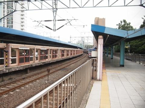 〔韓国〕京釜線 新吉