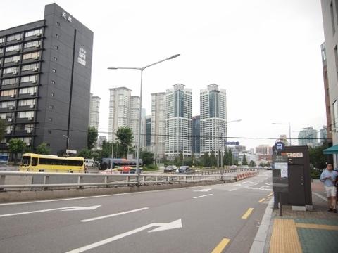 〔韓国〕京釜線 大方