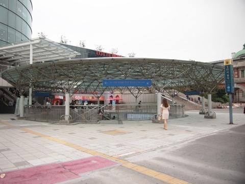 〔韓国〕ソウル地下鉄1号線 ソウル駅