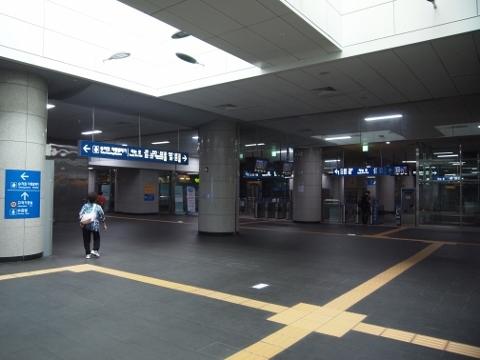 〔韓国〕京義線 加佐