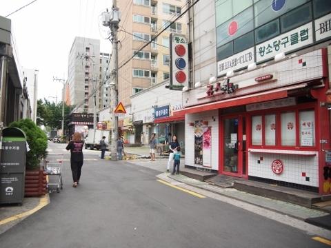 〔韓国〕京元線 放鶴