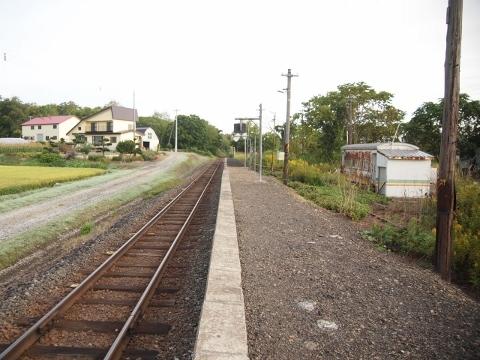 札沼線 中小屋(廃止)