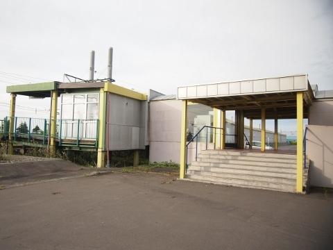 札沼線 北海道医療大学