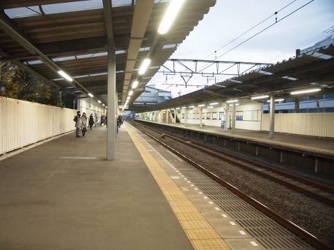 西武新宿線 航空公園