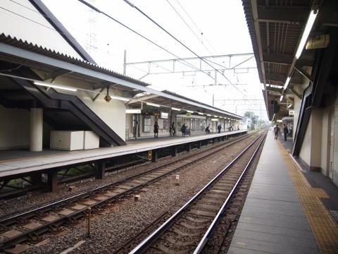 京王井の頭線 三鷹台