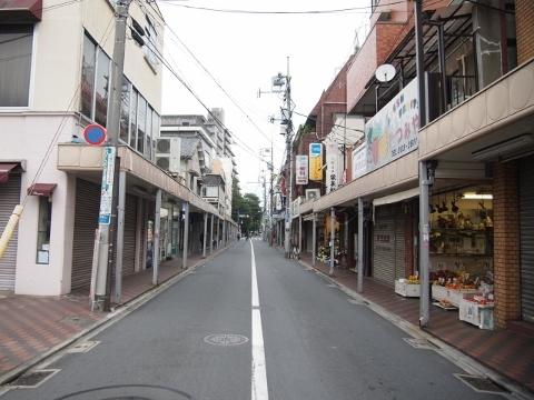 京王線 芦花公園
