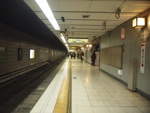 京王線 初台