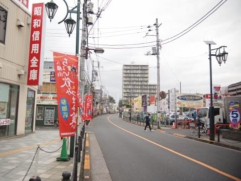 京王線 八幡山