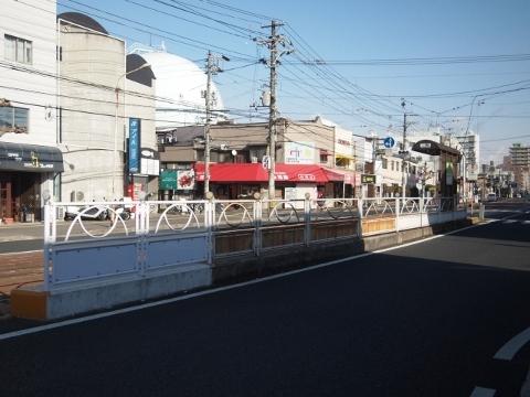 広島電鉄皆実線 皆実町二丁目