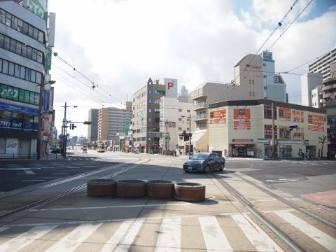 広島電鉄横川線 横川駅