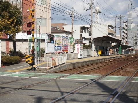 広島電鉄宮島線 古江