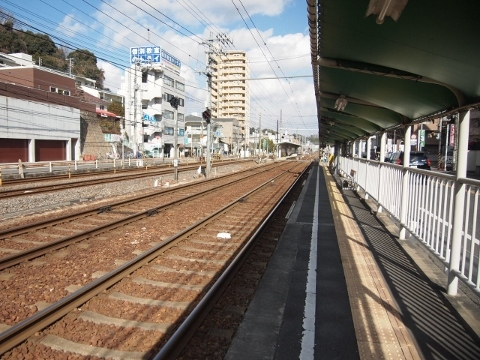 広島電鉄宮島線 井口