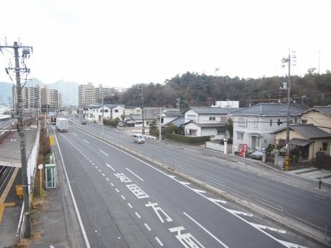 広島電鉄宮島線 阿品東