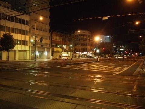 伊予鉄道高浜線 大手町