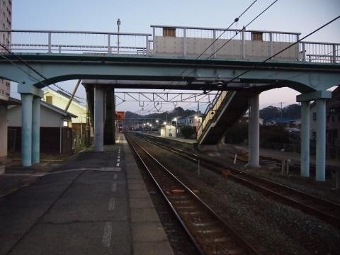 予讃線 三津浜