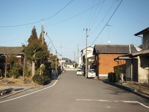 予讃線 伊予桜井