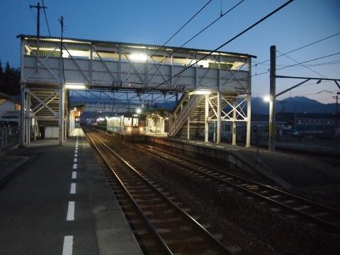 予讃線 壬生川
