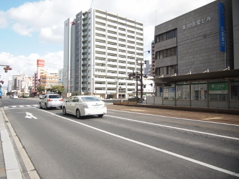広島電鉄本線 十日市町