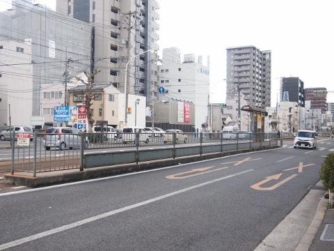 広島電鉄江波線 舟入本町