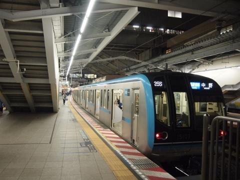 東京メトロ東西線 西船橋