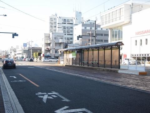 広島電鉄皆実線 南区役所前