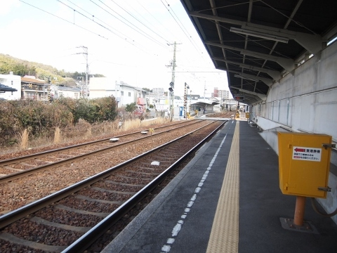広島電鉄宮島線 東高須