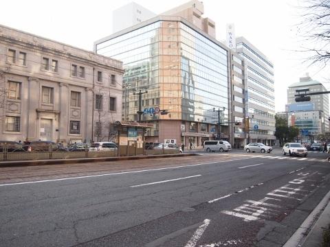 広島電鉄宇品線 袋町