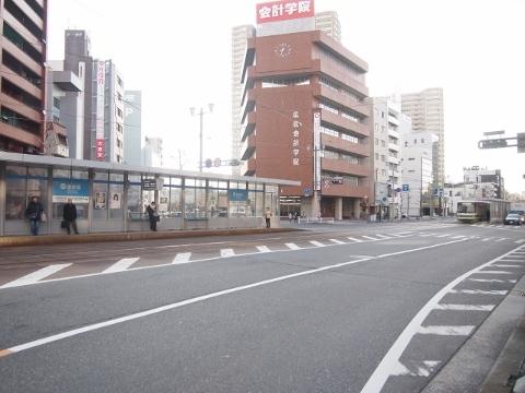 広島電鉄宇品線 鷹野橋