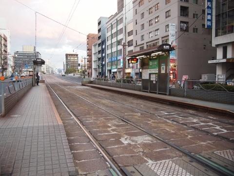 広島電鉄本線 本川町