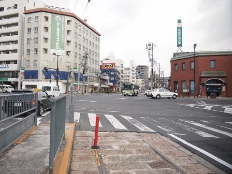 広島電鉄白島線 白島