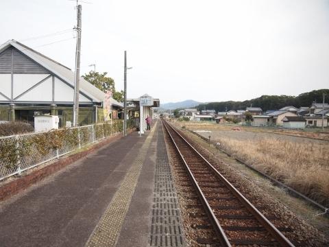 土佐くろしお鉄道中村線 土佐入野