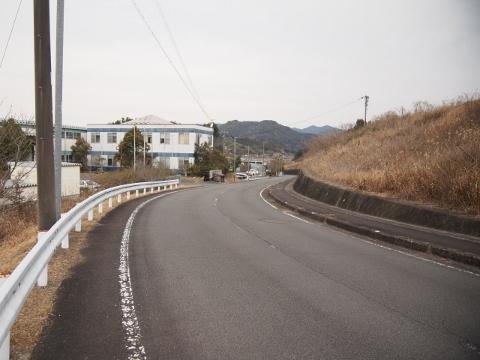 土佐くろしお鉄道宿毛線 工業団地