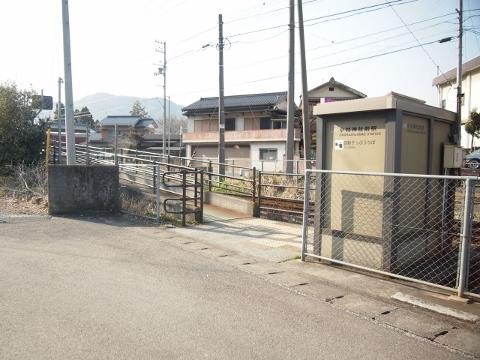 土讃線 小村神社前