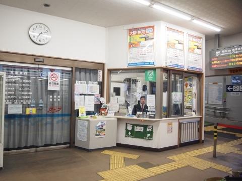 土讃線 阿波池田