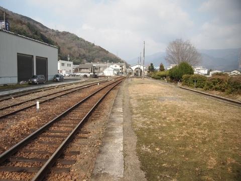 徳島線 貞光