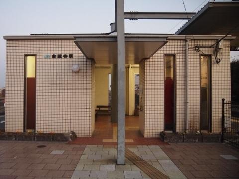 土讃線 金蔵寺