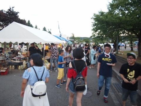 ニコニコ町会議全国ツアー2018 in 由利本荘市 やしま夏まつり【運営ボランティア】