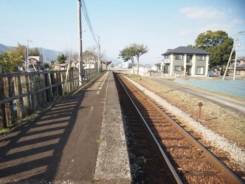 徳島線 西麻植