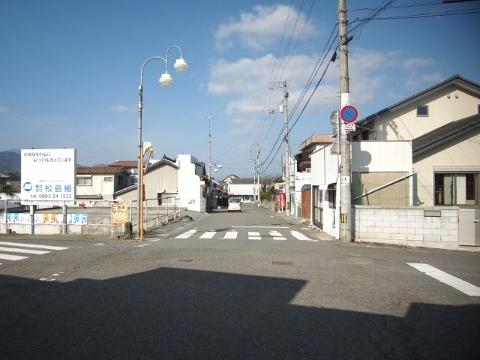 徳島線 阿波川島