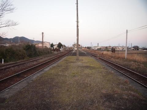牟岐線 中田