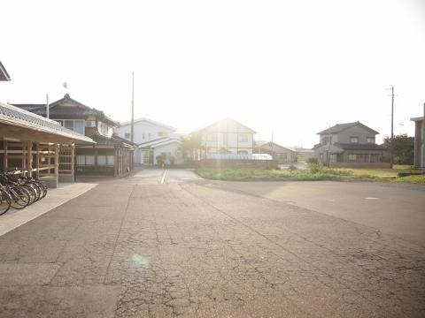 羽越本線 岩船町