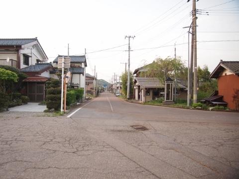 米坂線 越後大島