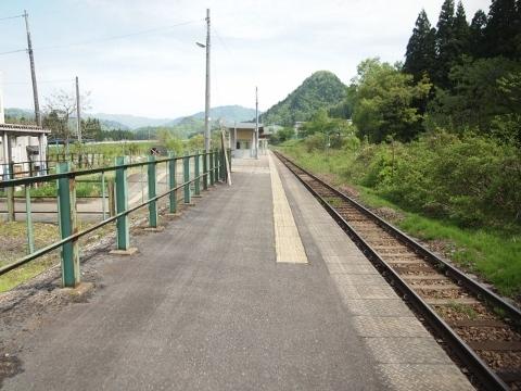 磐越西線 三川